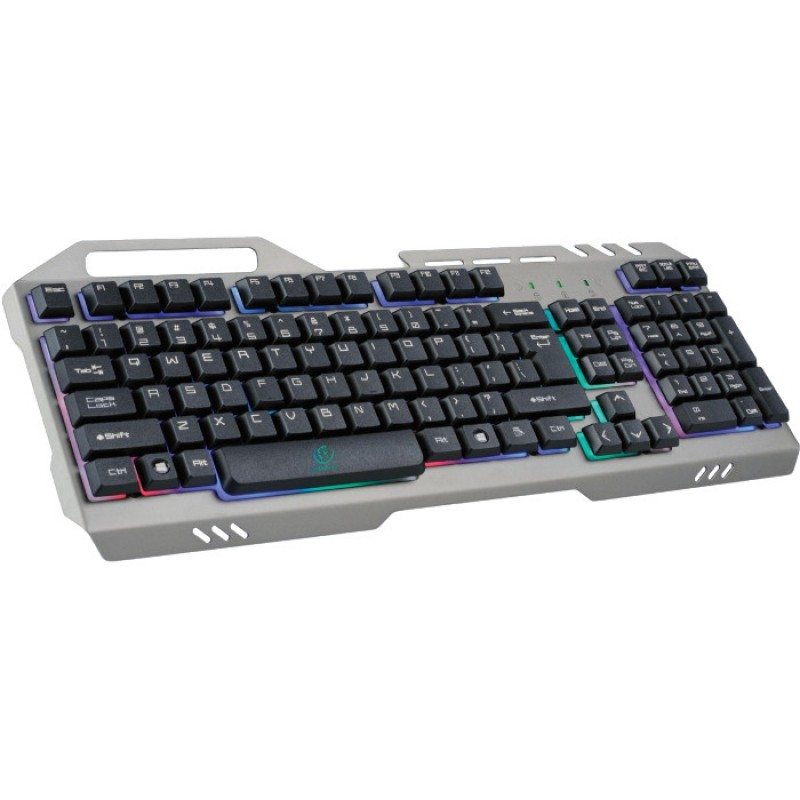 REBELTEC DISCOVERY STEEL GAMING KEYBOARD