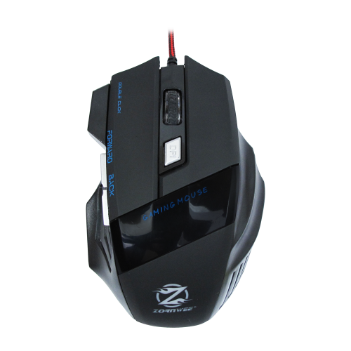 ZORNWEE COLORFUL BACKLIT REVIVAL GAMING MOUSE