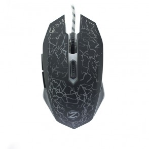 ZORNWEE HELLFIRE OF EVOLUTION COLORFUL BACKLIT GAMING MOUSE