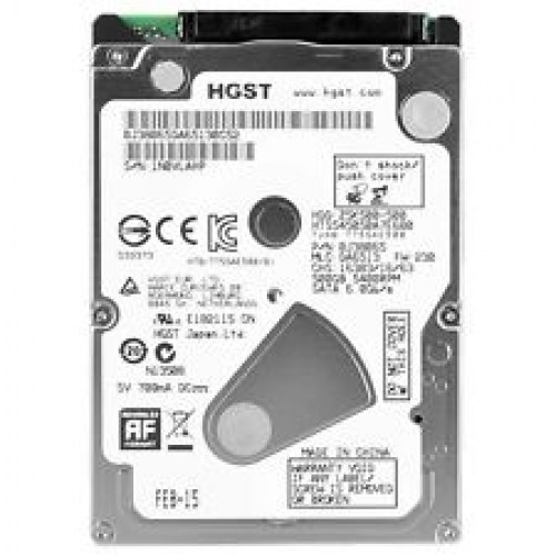 HDD HITACHI, 500GB, 5400rpm, 16MB, SATA 6 Gbit/s, HTS545050A7E680