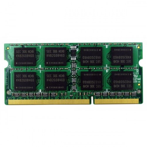 MAJOR used RAM SO-dimm (Laptop) DDR3, 1GB, 1333mHz PC3-10600