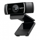 Web Cam with microphone LOGITECH C922 PRO STREAM v2, Full-HD, USB2.0